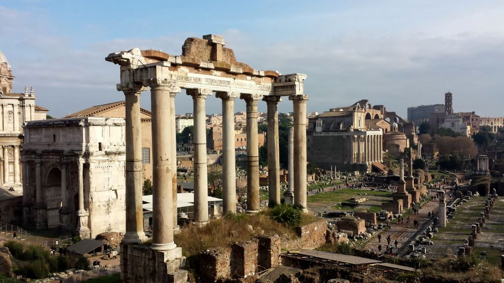 Private Tours - Foro Romano