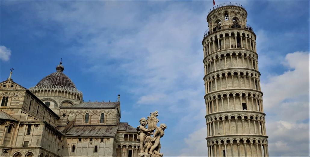 Walks Inside Pisa
