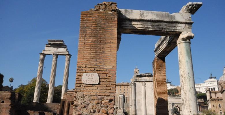 ROME ANCIENT VESTALI