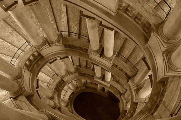 ROME BARBERINI STAIRS