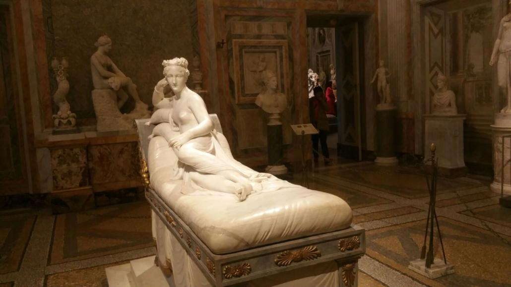 ROME BORGHESE PAOLINA GREAT