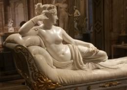 ROME BORGHESE PAOLINA SEXY
