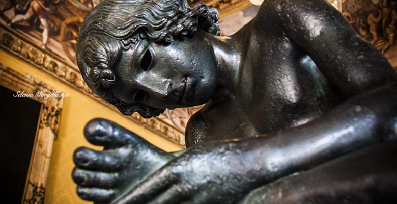 ROME CAPITOL BOY WITH THORN