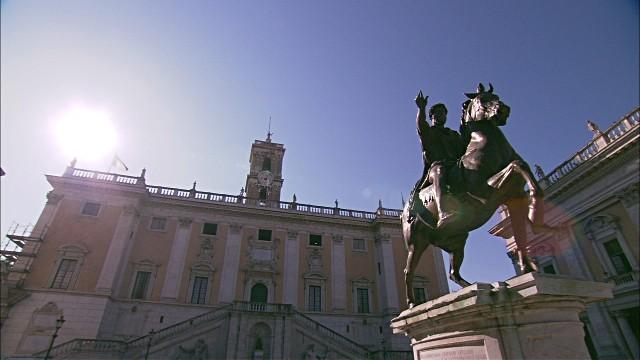 ROME CAPITOL MONUMENT
