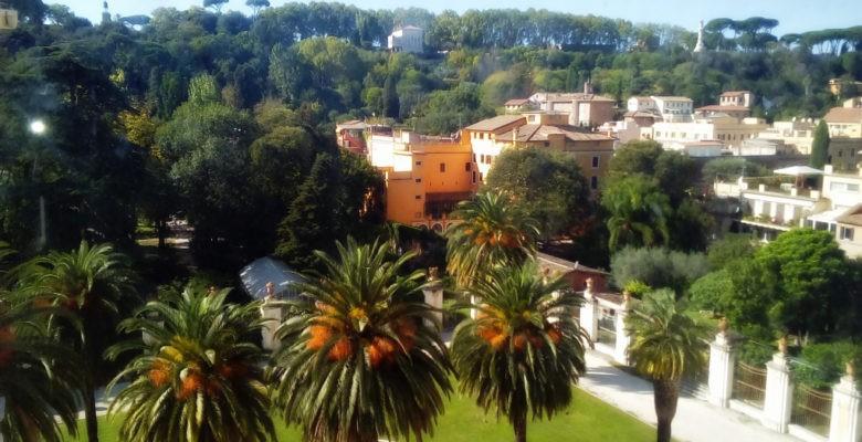 ROME CORSINI PALMS