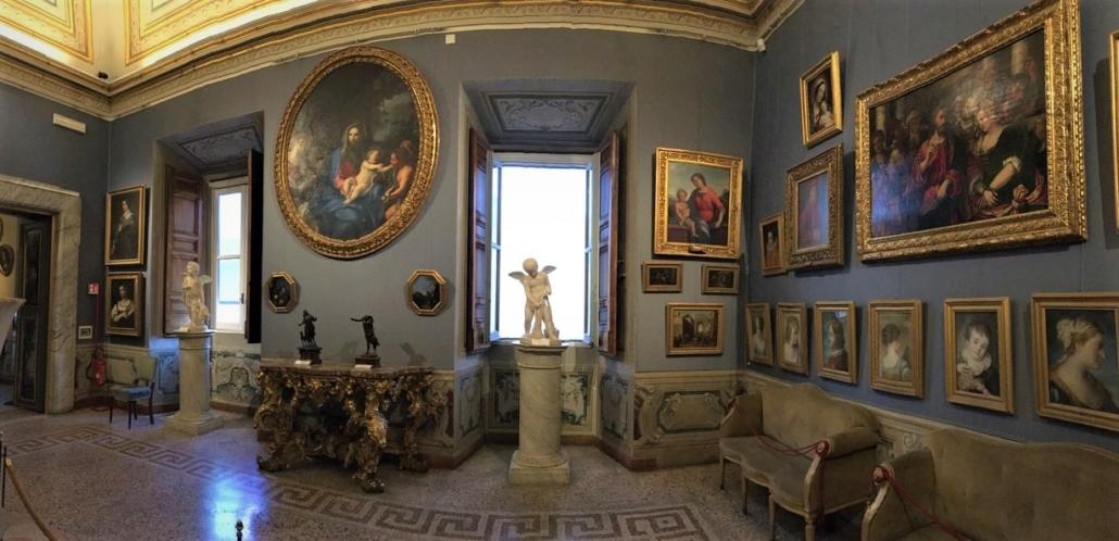 ROME CORSINI VIEW