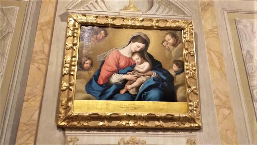 ROME CORSINI VIRGIN MARY