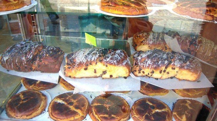 ROME GHETTO CAKES