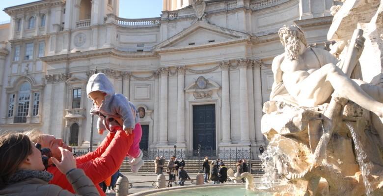 ROME GRAND TOUR BABY