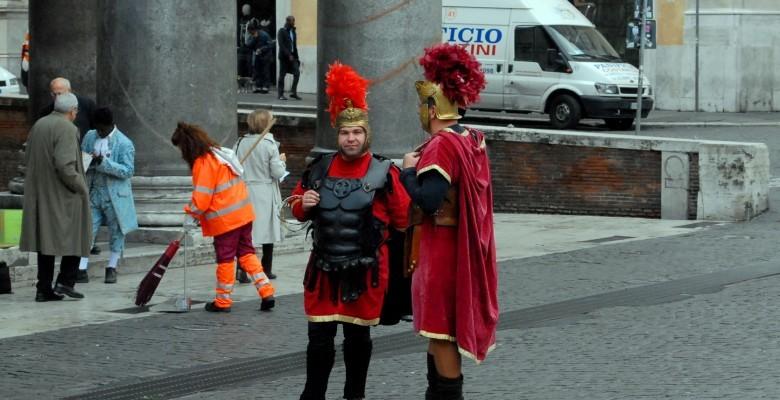 ROME GRAND TOUR CENTURIONS