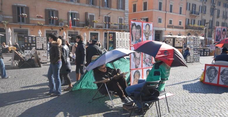 ROME GRAND TOUR PAINTERS