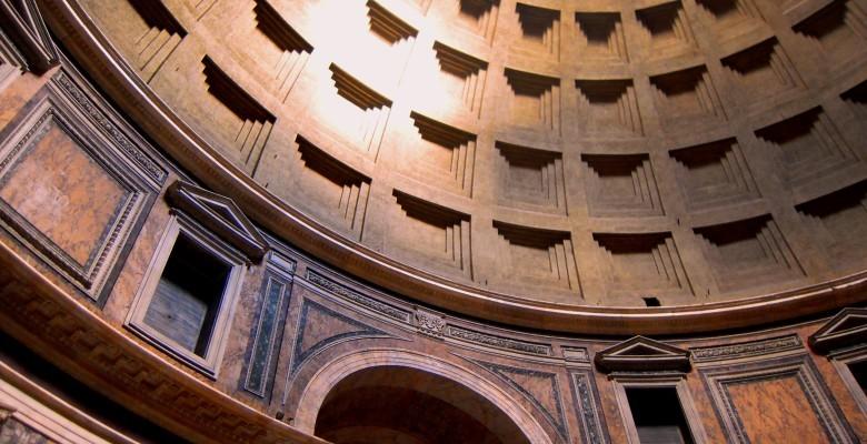 ROME GRAND TOUR PANTHEON DOME