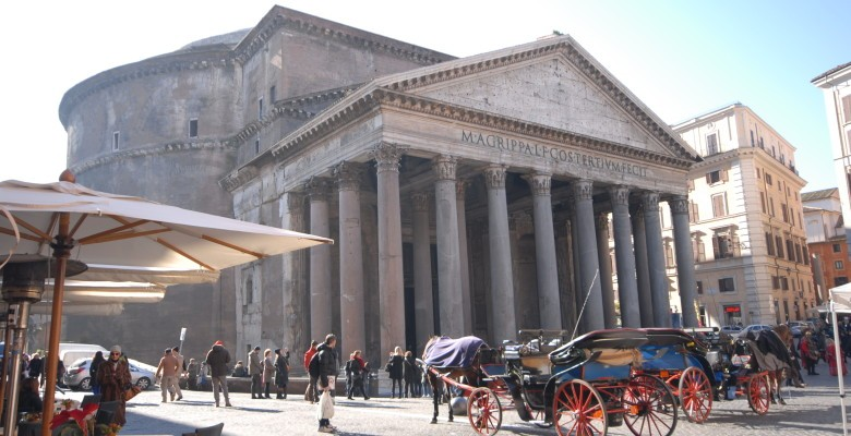 ROME GRAND TOUR PANTHEON