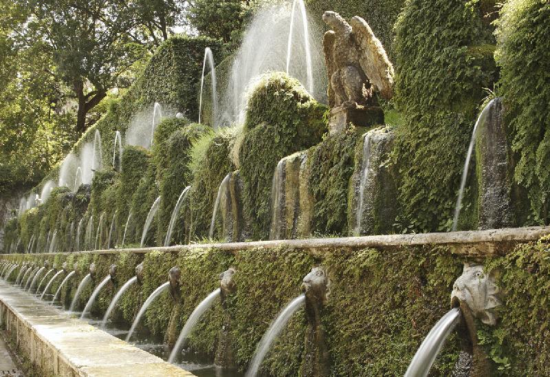A day tour in Tivoli: Villa Adriana & Villa d'Este