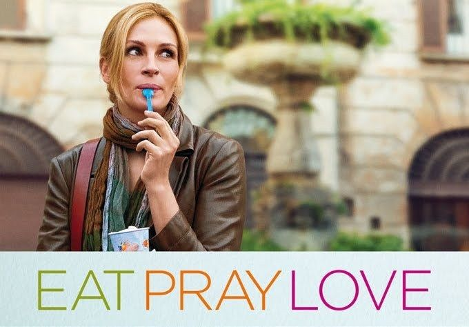 rome art pray love