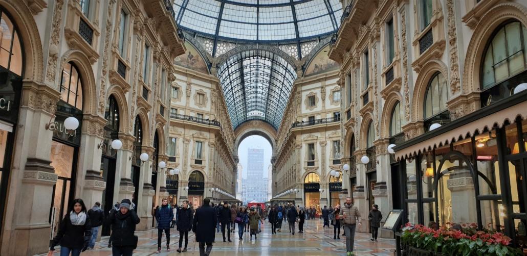 fabulous fashion tour of Milan