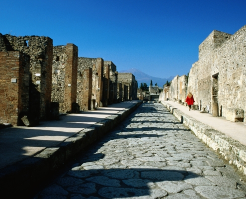 Walks Inside Italy - Private Tours Pompeii