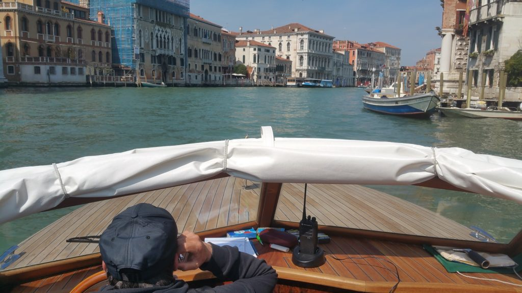 VENICE TRANSFERS FROM TRAIN STATION
