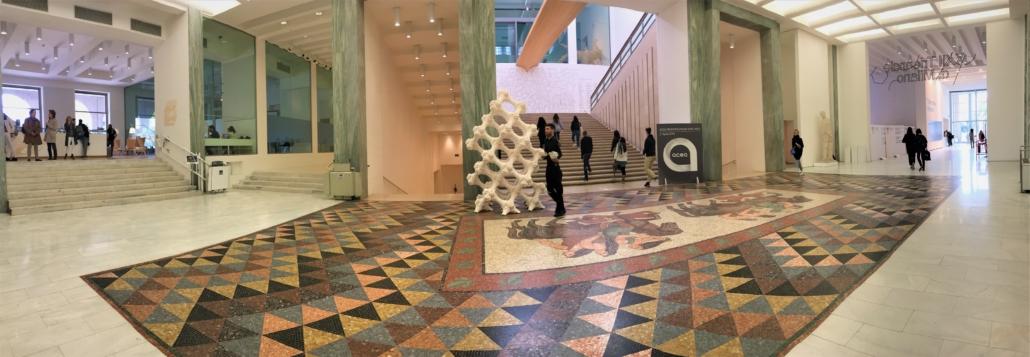 MILAN DESIGN MUSEUM HALL