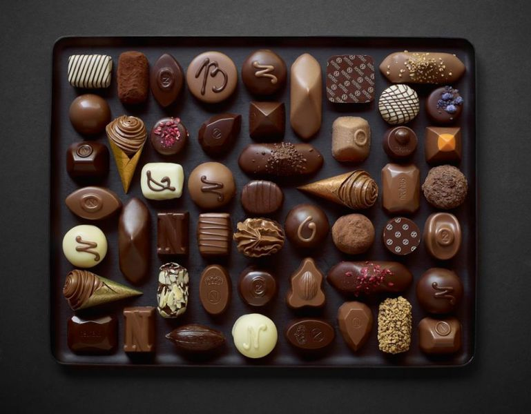 MILAN LEONARDO FOR FAMILIES CHOCOLATES