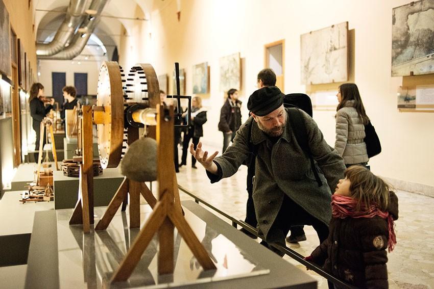 MILAN LEONARDO FOR FAMILIES MUSEUM
