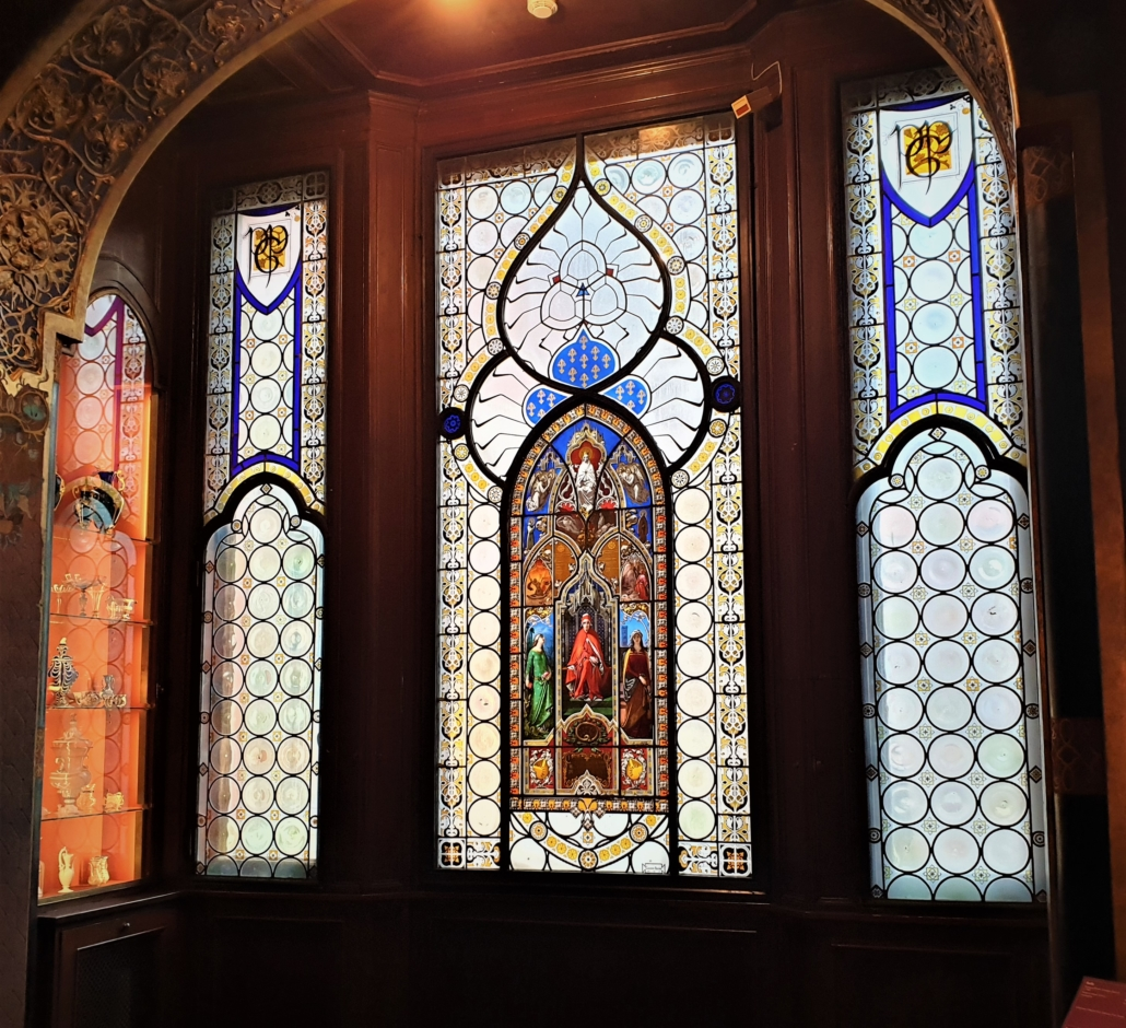 MILAN PEZZOLI STAINED GLASS