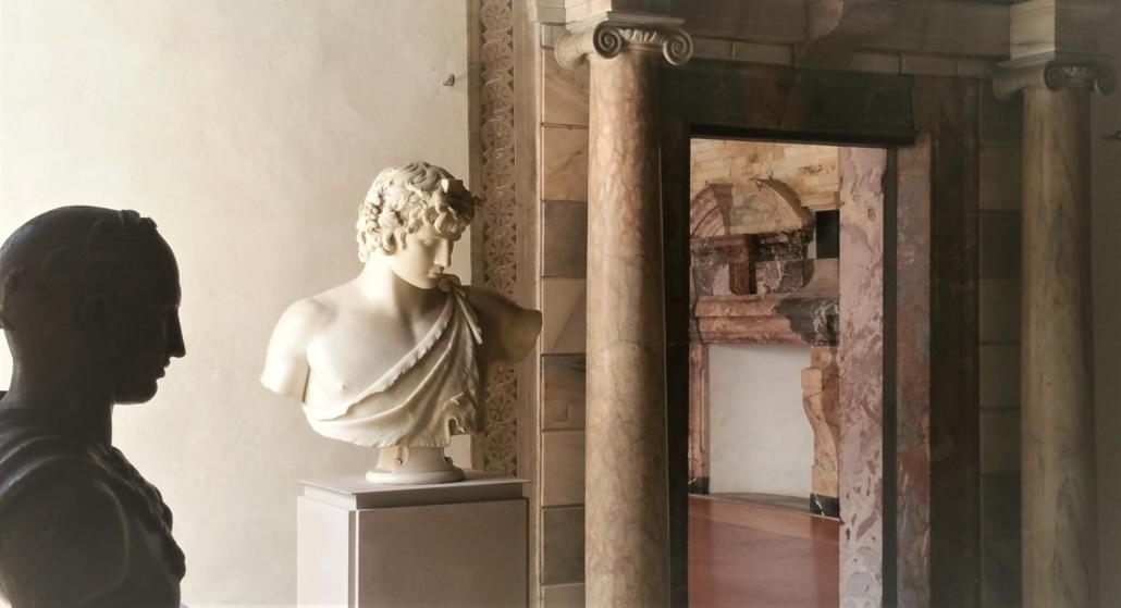 VENICE GRIMANI ROMAN HEADS